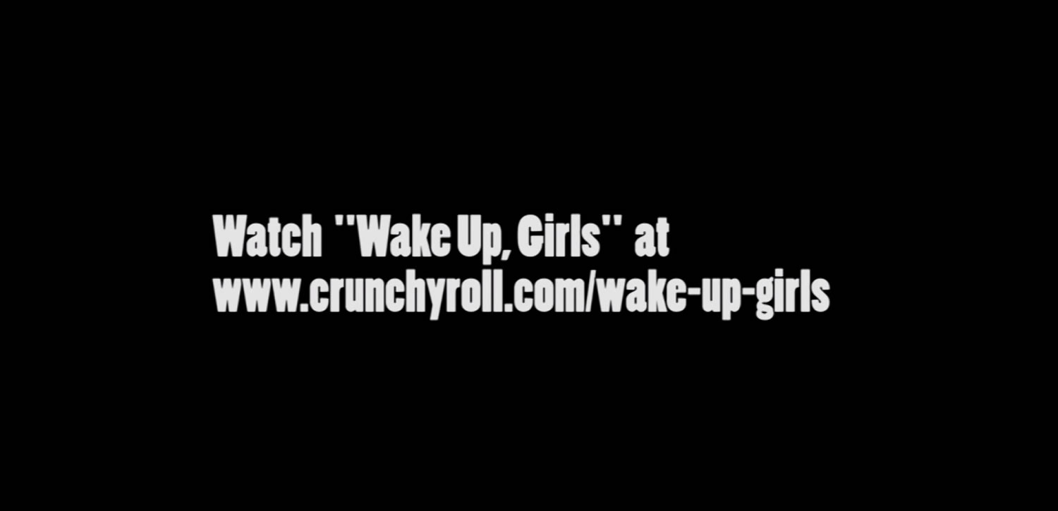 Wake Up, Girls!(WUG)at crunchyroll