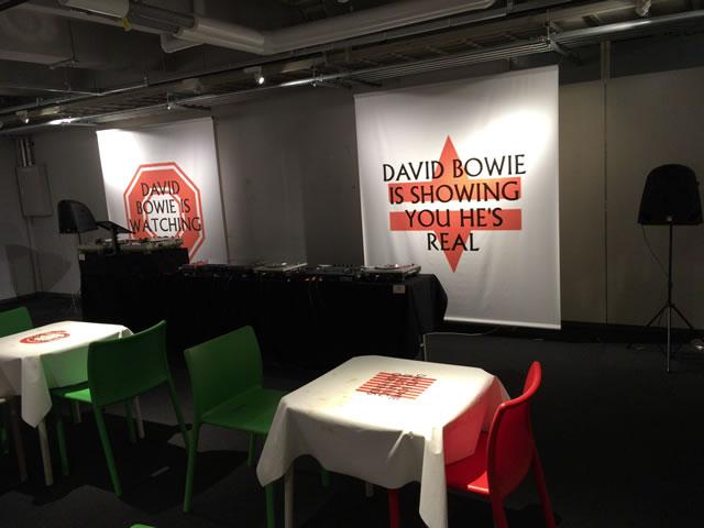 デヴィッド・ボウイ大回顧展「DAVID BOWIE is」