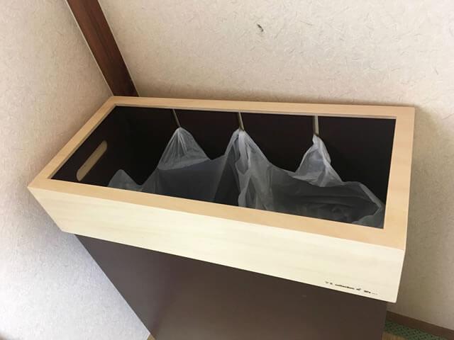 ヤマト工芸 ゴミ箱 分別