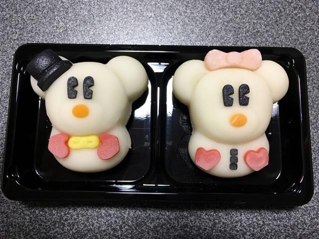 セブンイレブン食べマスディズニーミッキーミニー