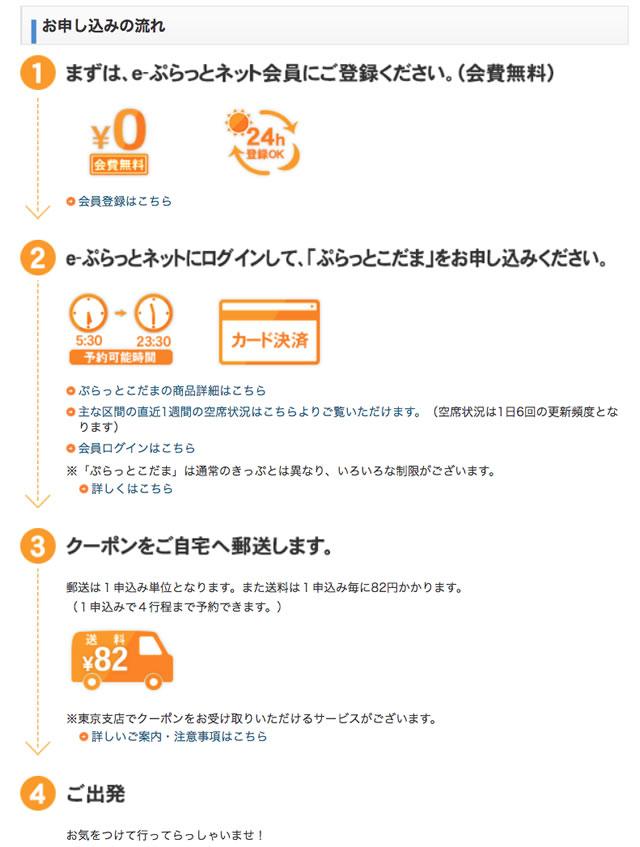 ぷらっとこだま予約方法・料金・東京新大阪間グリーン車に乗ってみた感想は?