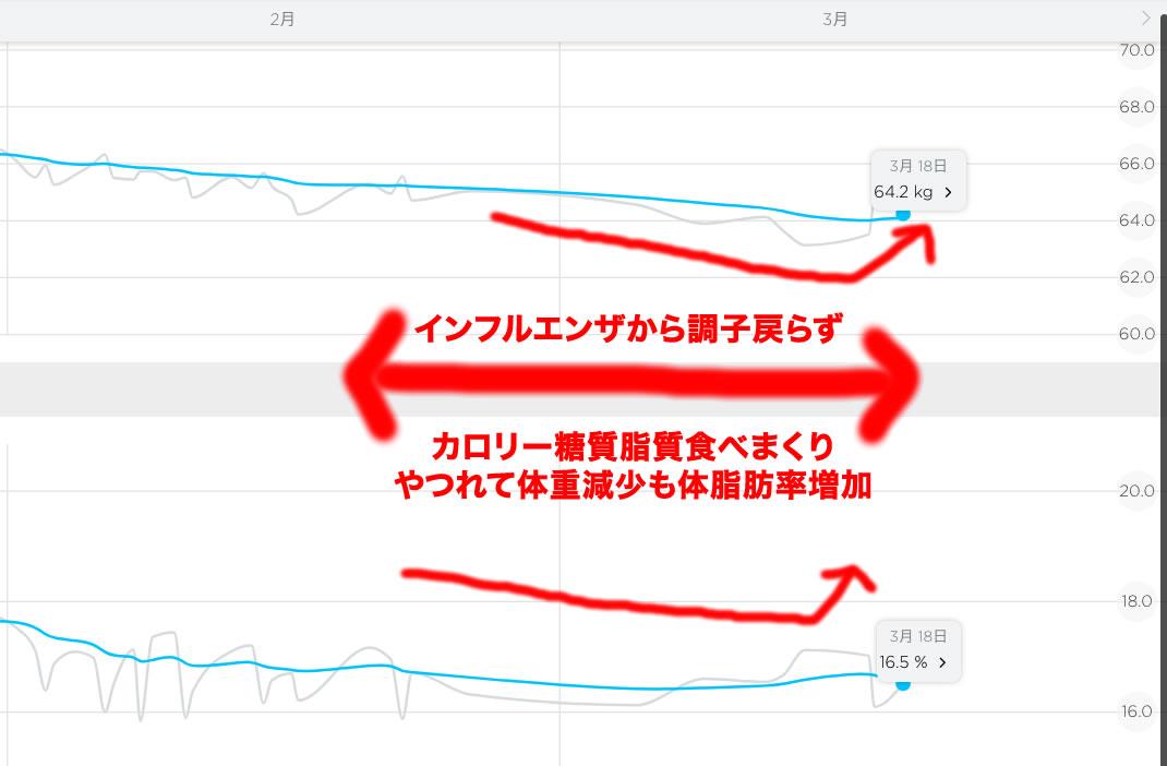 パレオダイエット経過報告4